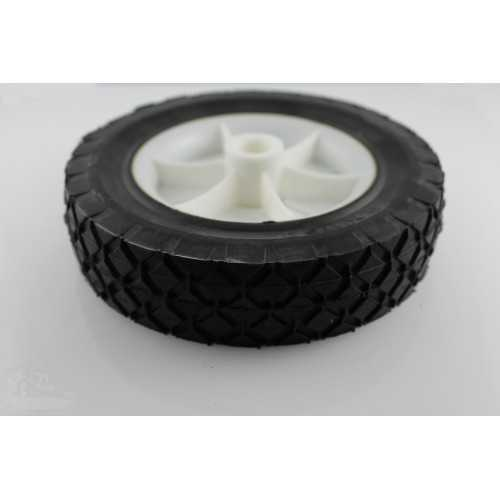 Plastic wheel 6""