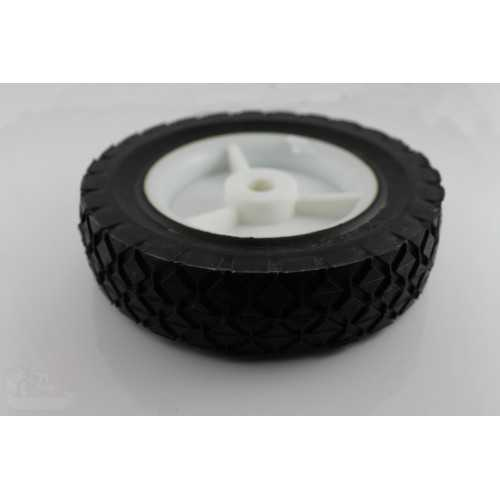 Plastic wheel 6