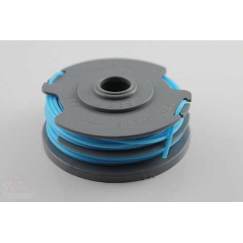 Spool with line 2-line Autofeed