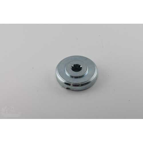 Upper mounting disc for brush cutter 10 teeth
