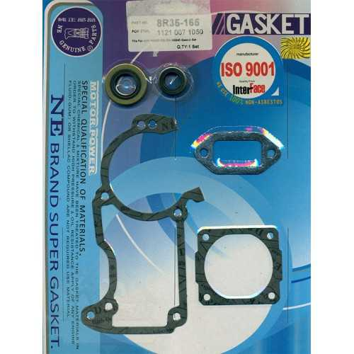 Gasket set for STIHL 024, 026, MS260, 11210290500