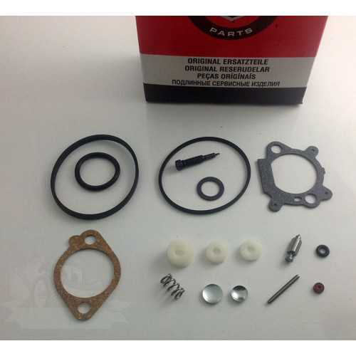 Carburettor repair kit BRIGGS & STRATTON PARTS 498260
