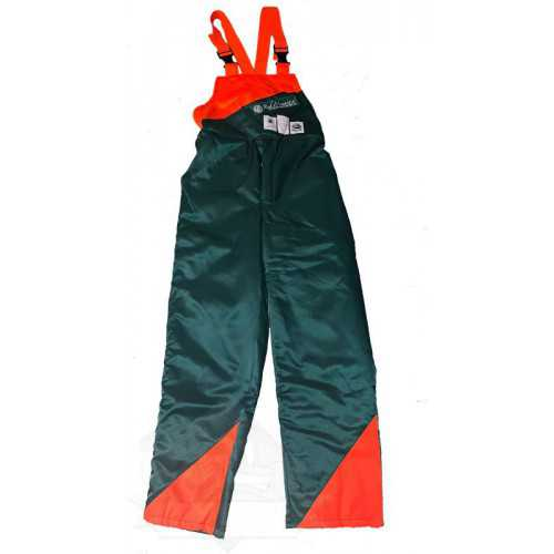 Bib-and-brace trousers