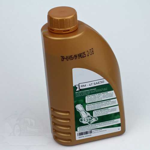 Engine oil SAE30 1 L