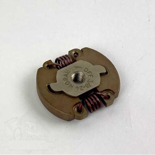 Clutch With Spacer MTD 753-1238