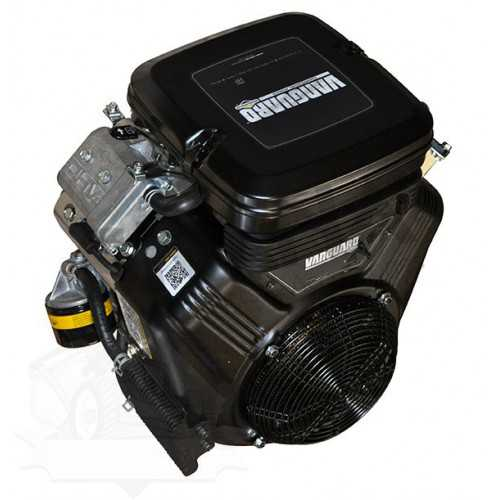 Engine Briggs and Stratton 23 HP VANGUARD V TWIN OHV