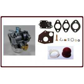 Carburetor and spare parts